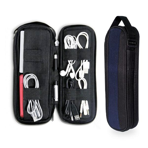 Power Packer Singapore - Cable Organizer Denim - the-Expedition.com