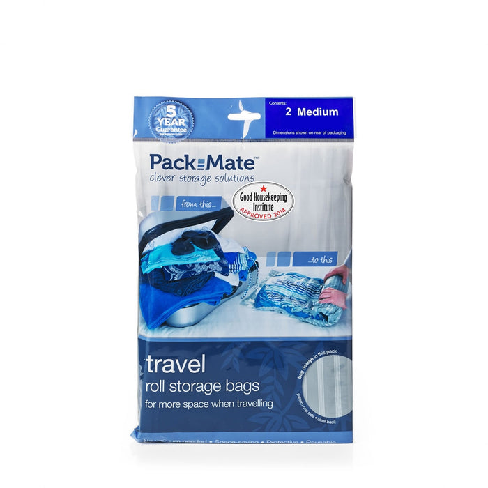 Packmate Travel Roll Storage Bags Singapore - Packing Cube  - the-Expedition.com