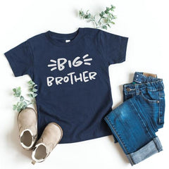 Big brother t-shirt for birth announcement