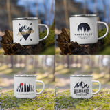 camping mugs insulated camping cup stainless coffee mug