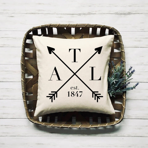 ATL Custom Handmade Pillow - HoMade Studio