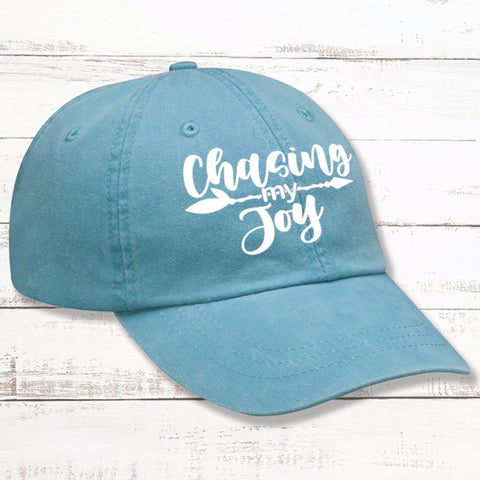 Chasing My Joy Twill Hat - HoMade Studio