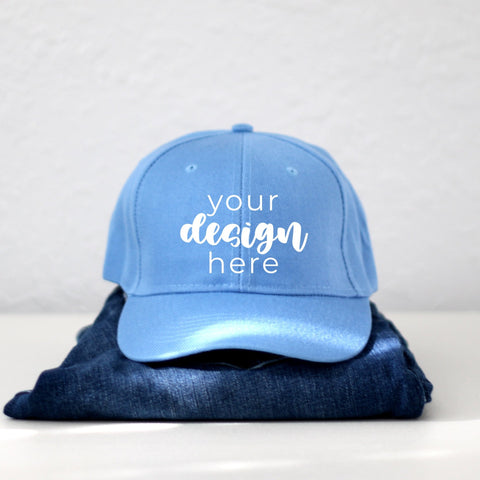 Custom Design Twill Hat - HoMade Studio