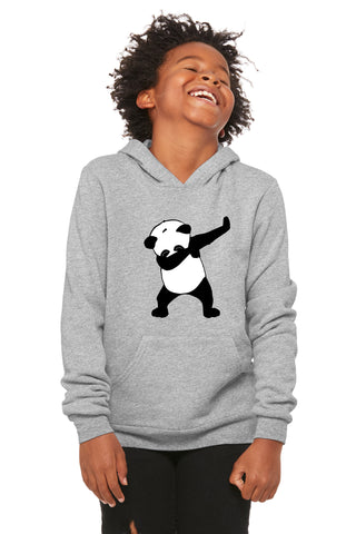 Dabbing Panda | Kid's Hooded Sweater - HoMade Studio