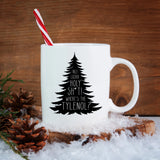 Hallelujah! Holy Sh*t! Where's the Tylenol? Christmas Coffee Mug - HoMade Studio