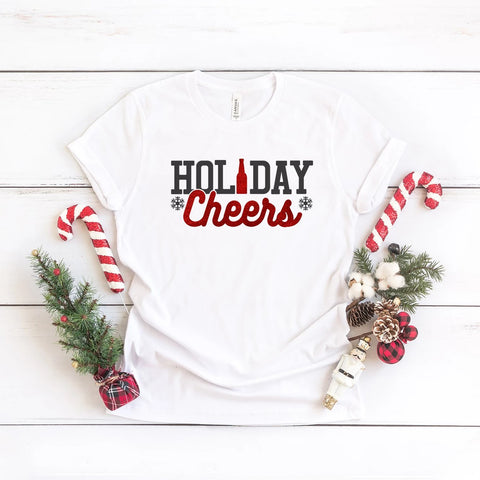 Holiday Cheers Christmas Shirt