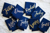 Personalized Can Holders, Party Favors - HoMade Studio