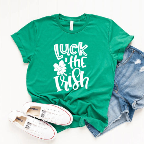Luck O' The Irish St. Patrick's Day T-Shirt