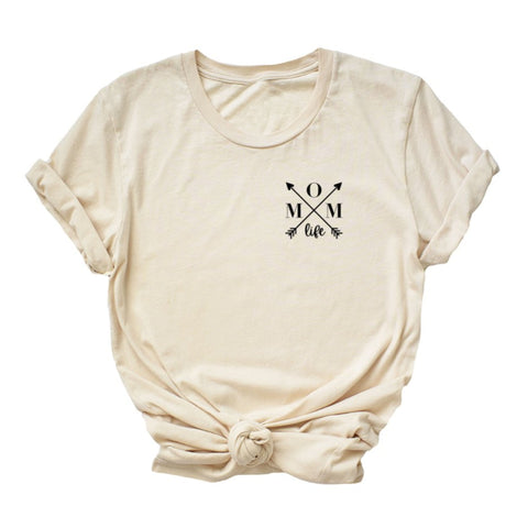 Mom Life Shirt - HoMade Studio