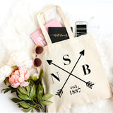 NSB Canvas Tote Bag - HoMade Studio