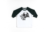 My Future Is Out Of This World Baseball Tee - HoMade Studio