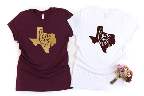 Texas - Lone Star Shirt - HoMade Studio