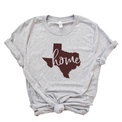 Texas - Home Shirt - HoMade Studio