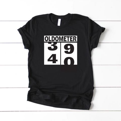 40th Birthday T-Shirt | Funny Men's Birthday Shirt - HoMade Studio
