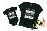Mommy and Me Shirt Set - HoMade Studio
