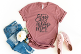 Stay At Home Mom Shirt Women's Graphic Tee - HoMade Studio