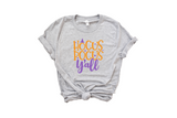 Halloween T-Shirt | Hocus Pocus Y'all