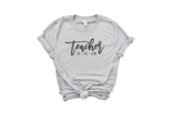 Teacher Live Love Learn T-Shirt