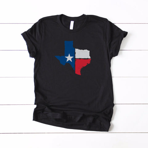 Texas T- Shirt - HoMade Studio