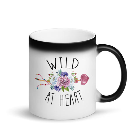 Wild At Heart Magic Mug - HoMade Studio