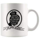 She Believed She Could Funny Mom Life Coffee Mug - HoMade Studio