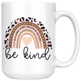 Be Kind Coffee Mug - HoMade Studio