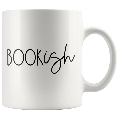 Bookish Coffee Mug - HoMade Studio