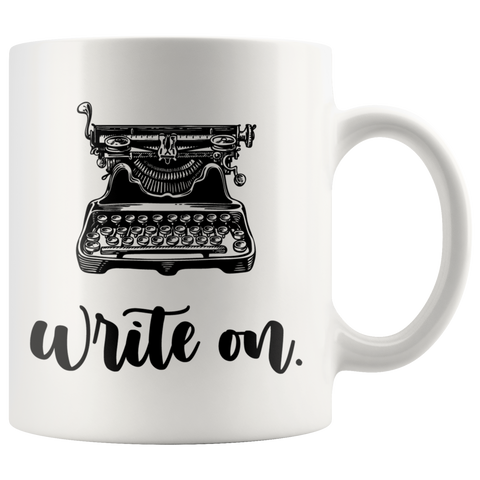Write On Coffee Mug