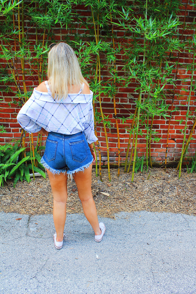 Bella Denim Shorts