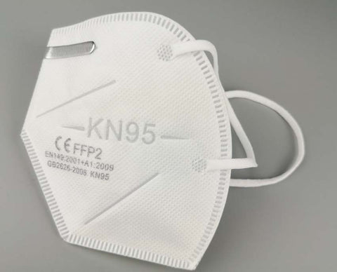 KN95 Respirator Mask (Bi-Fold) [Pack of 10]
