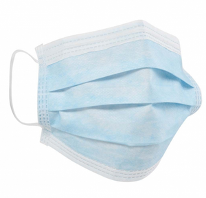 Surgical Masks - 50 Pack