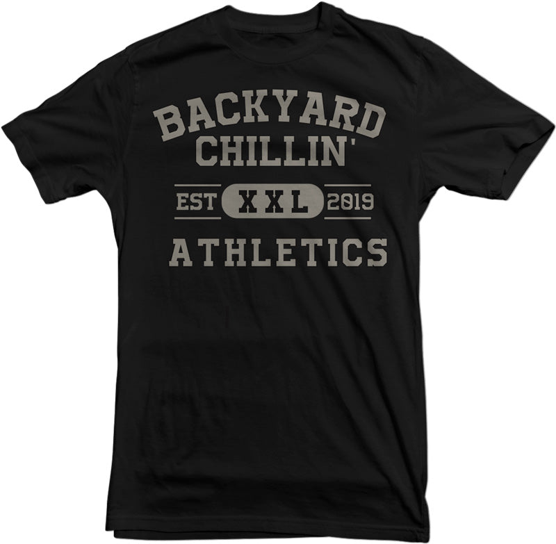 Backyard Chillin' Athletics T shirt