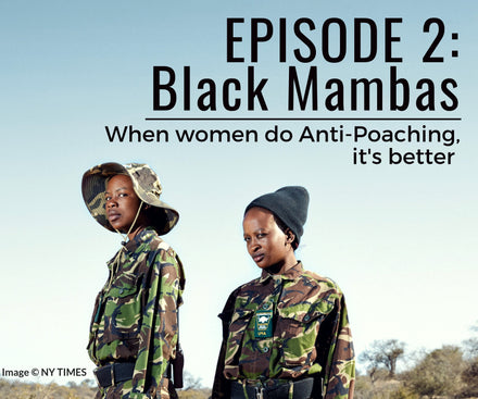 Episode 2: The Black Mambas Anti-Poaching Unit
