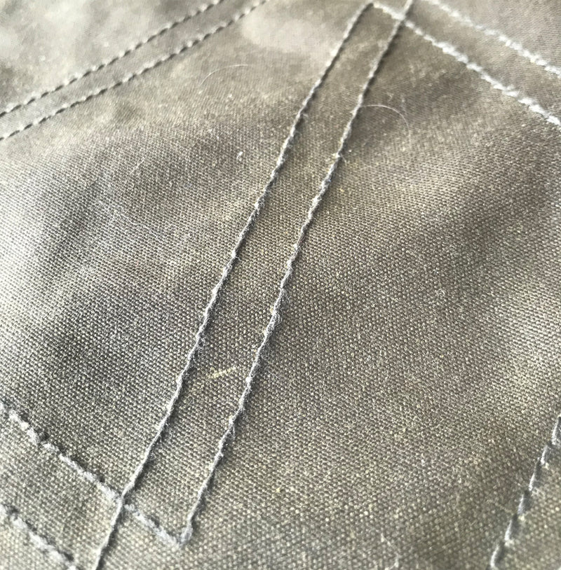 Waxed Cotton