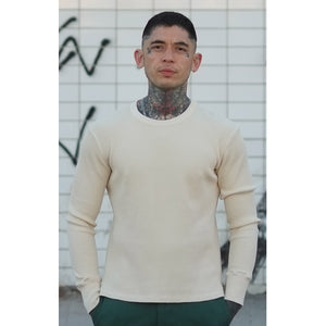 T-Shirt Thermal L/S White