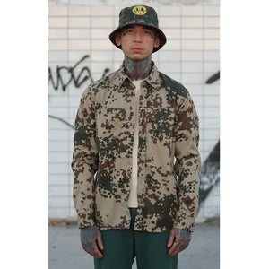 Worker Shirt Sahara Camo