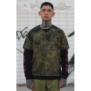 Yankee Shirt Forest Camo