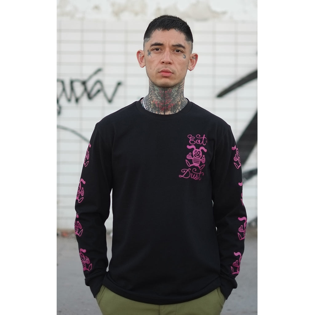 T-Bee Dust Long Sleeve Black
