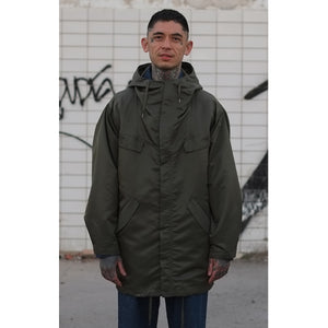 Storm Jacket Military Nylon Khaki