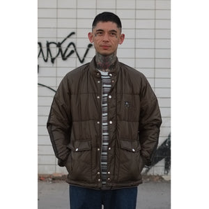 Dragstar Jacket Nylon Khaki