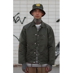 Malibu Jacket Military Nylon Khaki