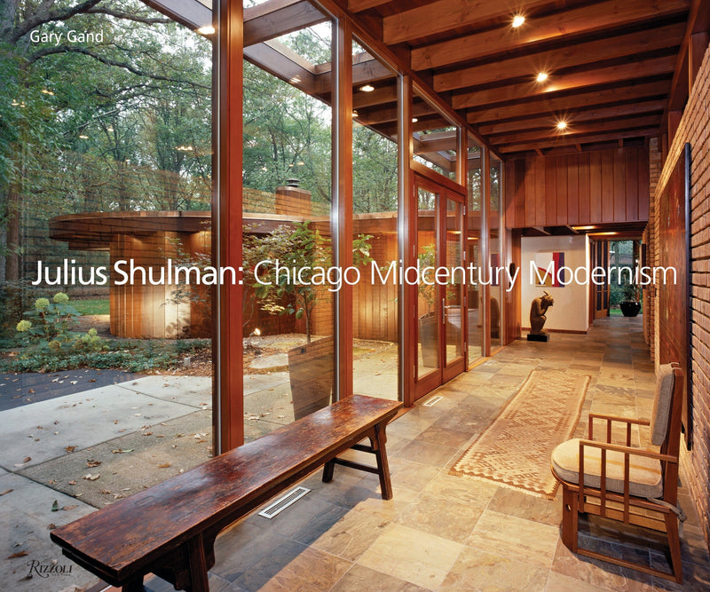 Book : Julius Shulman Chicago Mid Century Modernism