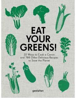 Book : Eat Your Greens