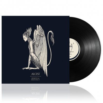 LP- Alcest Spiritual Instinct Black
