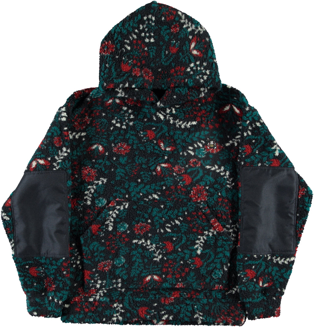 Sweat Fleece Flowers