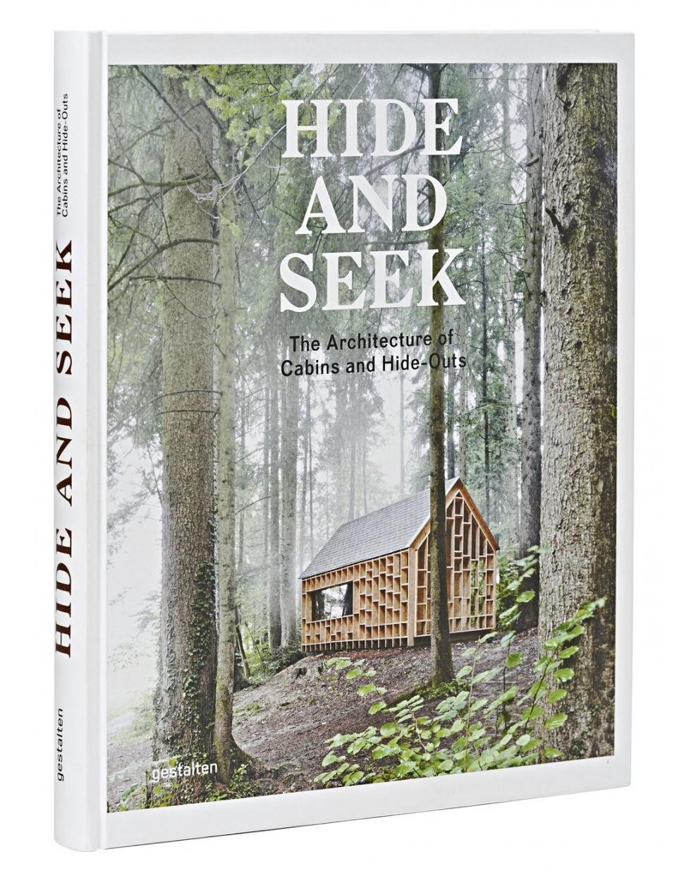 Book : Hide and Seek The Architecture of Cabins