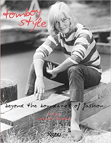 Book : Tomboy Style Beyond the boundaries of fashion