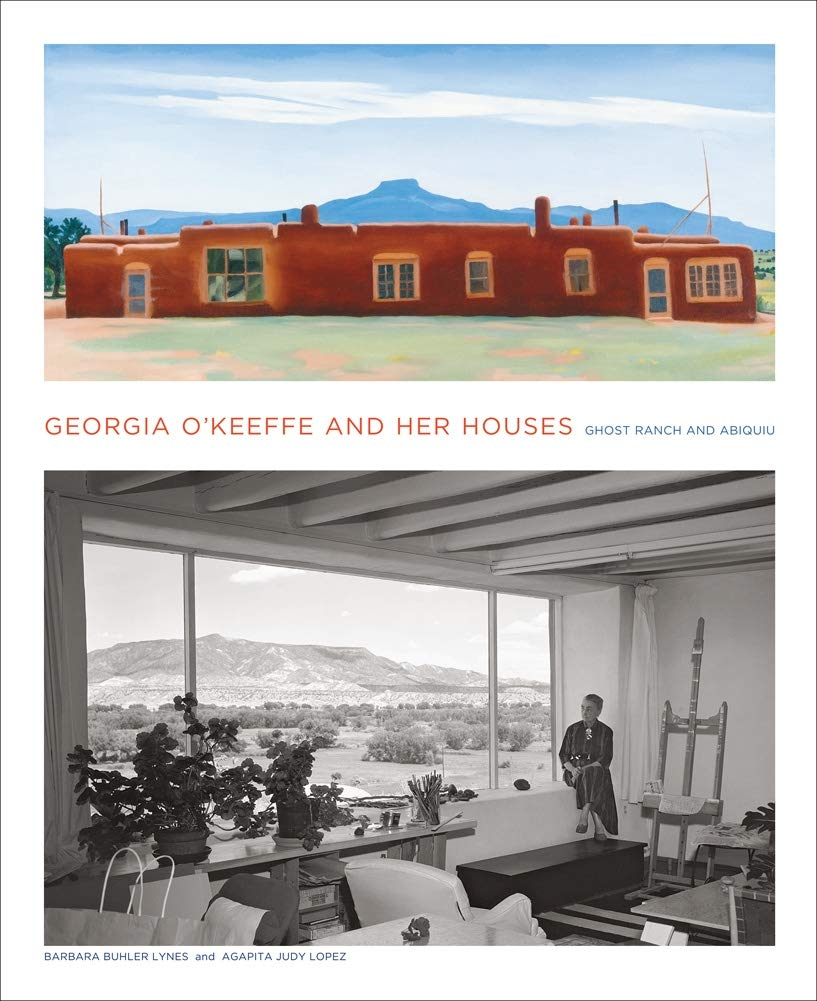 Book Georgia O'Keeffe and her House