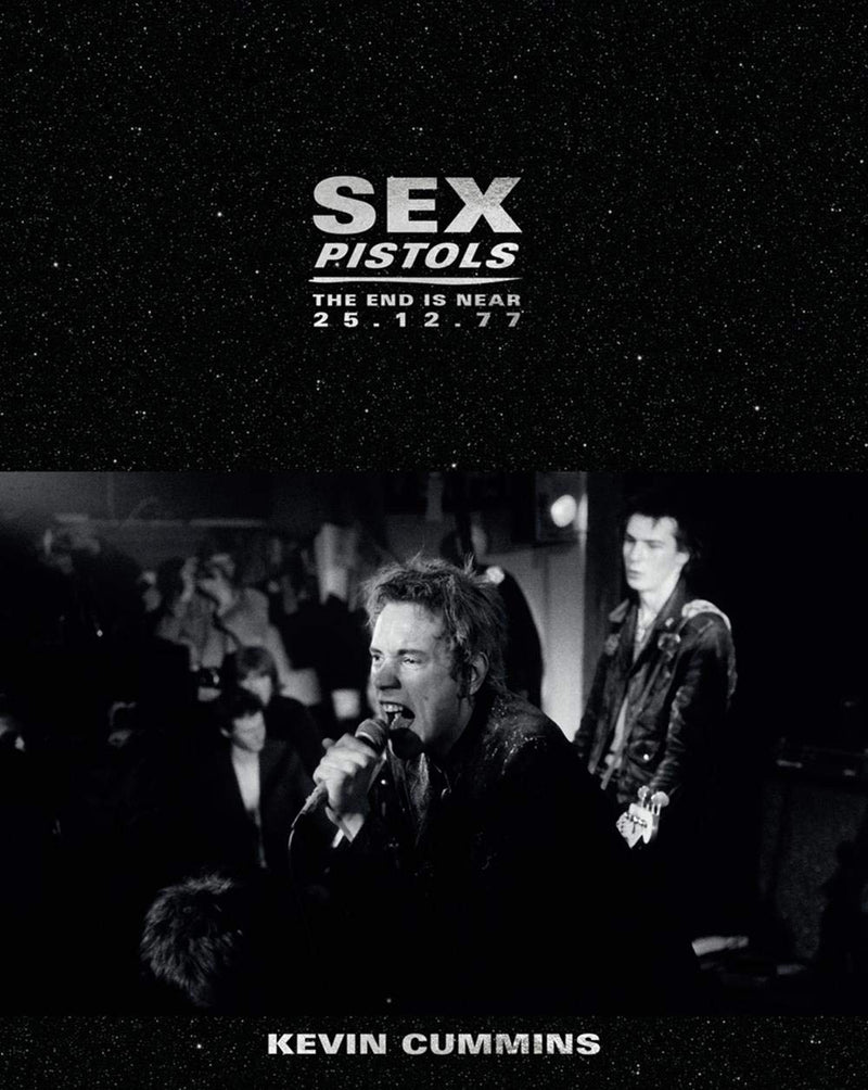 "Book Sex Pistols ""The end is near"""