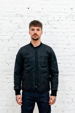 Frostbite Liner Jacket Black Nylon